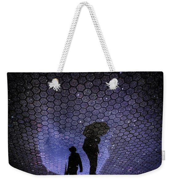 Like Tunel Weekender Tote Bag