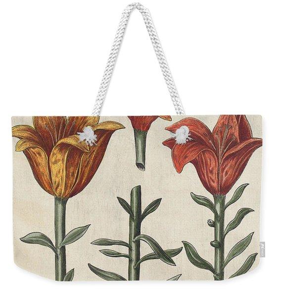 Lillies Weekender Tote Bag