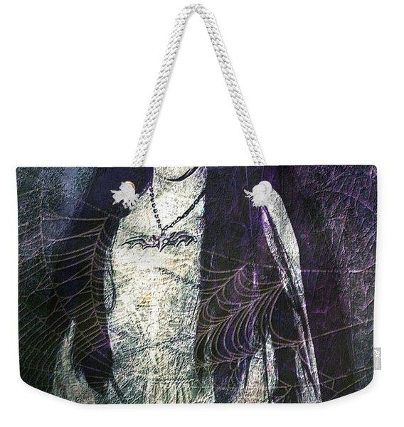 Lily Munster Weekender Tote Bag