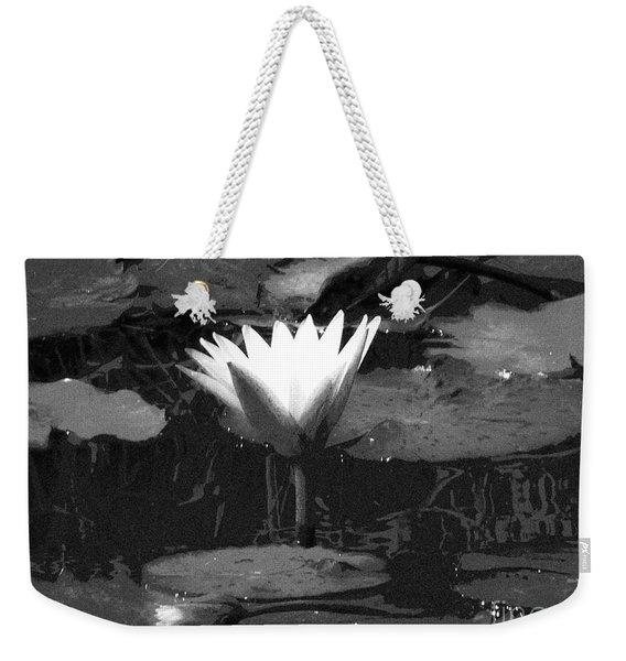Lily Of The Lake Weekender Tote Bag