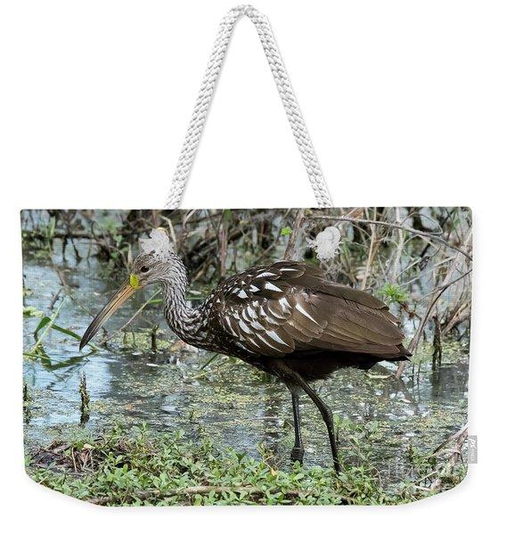 Limpkin Weekender Tote Bag