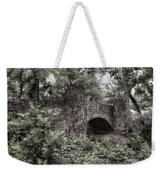 Lincoln Bridge II Weekender Tote Bag