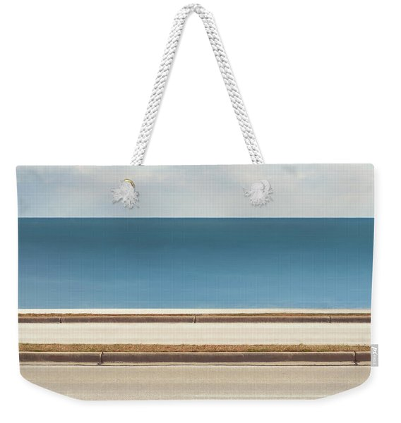 Lincoln Memorial Drive Weekender Tote Bag