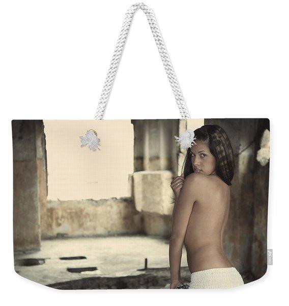 Linda's Seduction Weekender Tote Bag