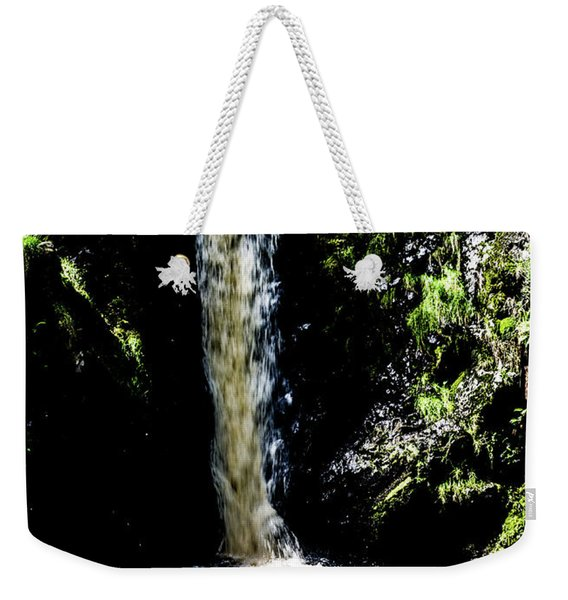 Linhope Spout Waterfall Weekender Tote Bag