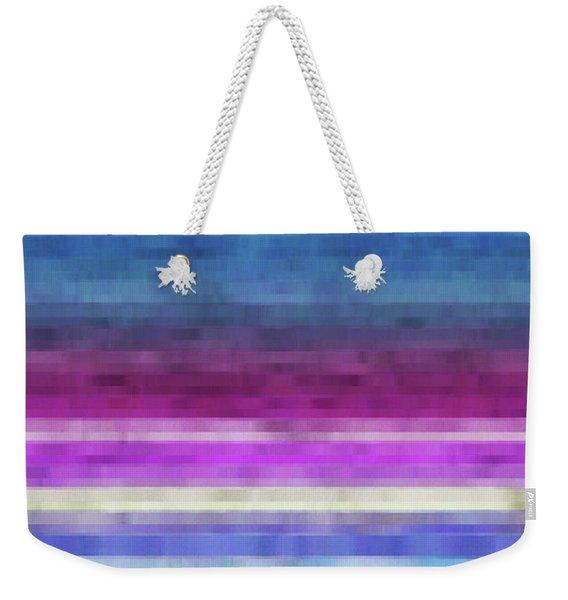 Lines Weekender Tote Bag