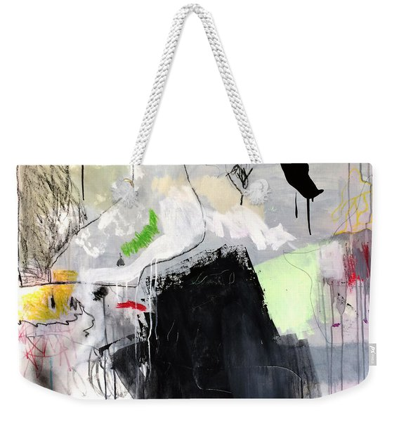 L'insaisissable-2 Weekender Tote Bag