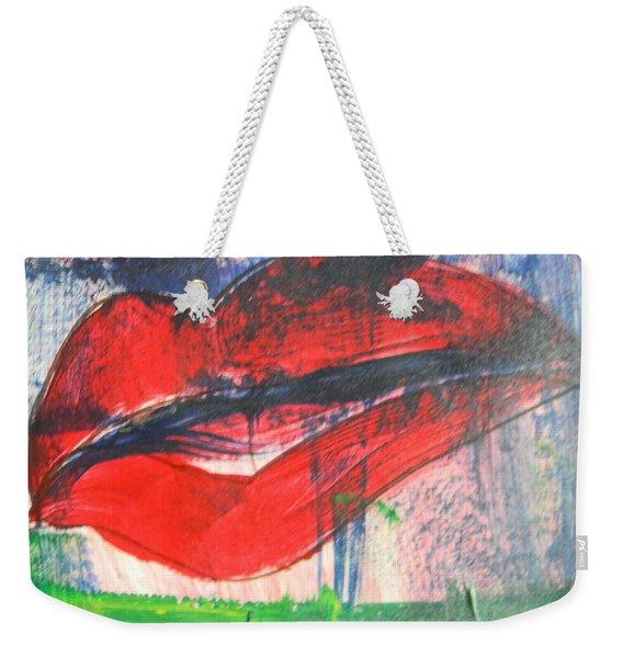 Lipstick - Sold Weekender Tote Bag