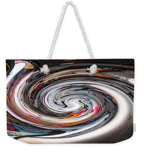 Liquefied Graffiti Weekender Tote Bag
