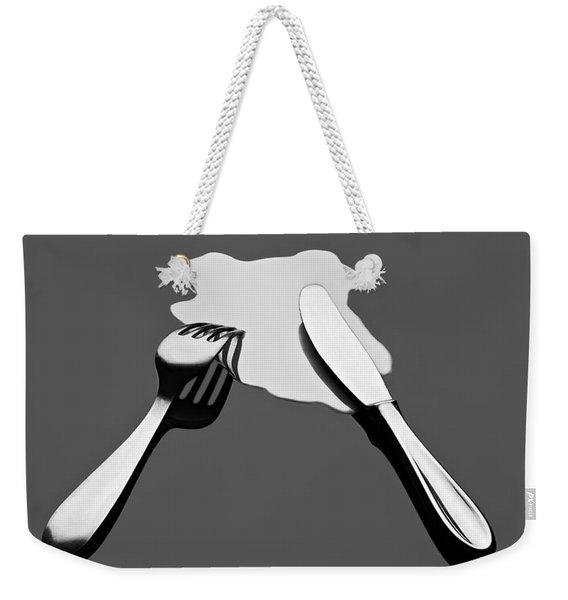 Liquid Food Weekender Tote Bag