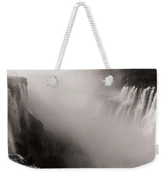 Liquid Mordor Weekender Tote Bag