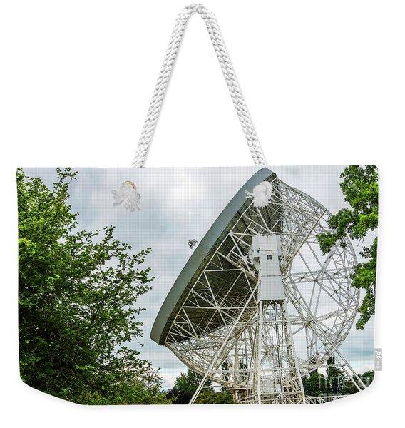 Is Anybody There Weekender Tote Bag