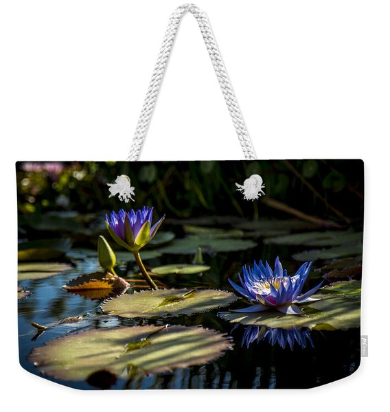 Lit From Within Weekender Tote Bag