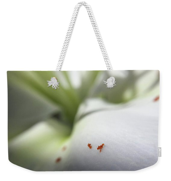 Little Alps Weekender Tote Bag