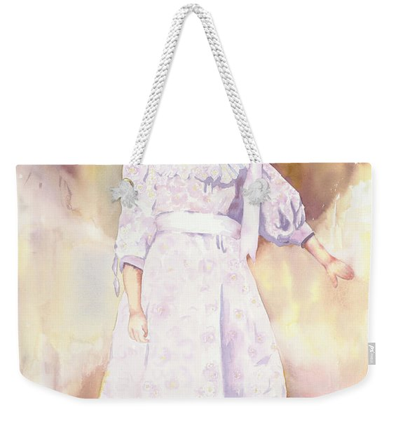 Little Anna Weekender Tote Bag