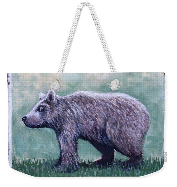 Little Bear Weekender Tote Bag