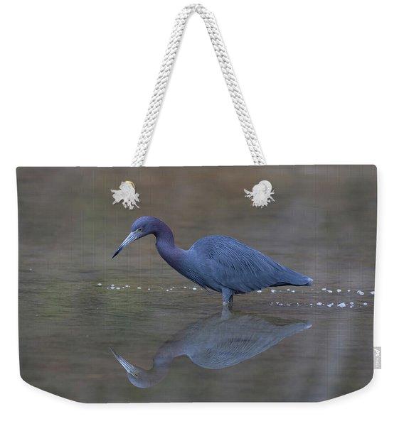 Little Blue Bubbles Weekender Tote Bag