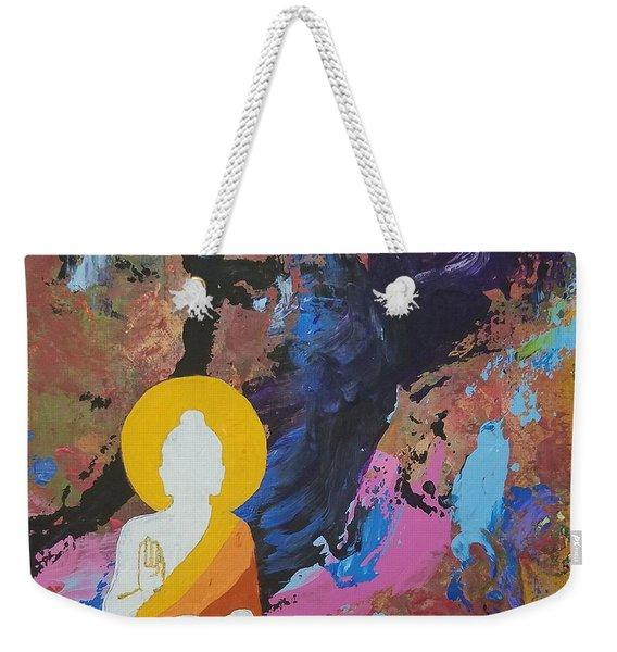 Little Buddha  Weekender Tote Bag