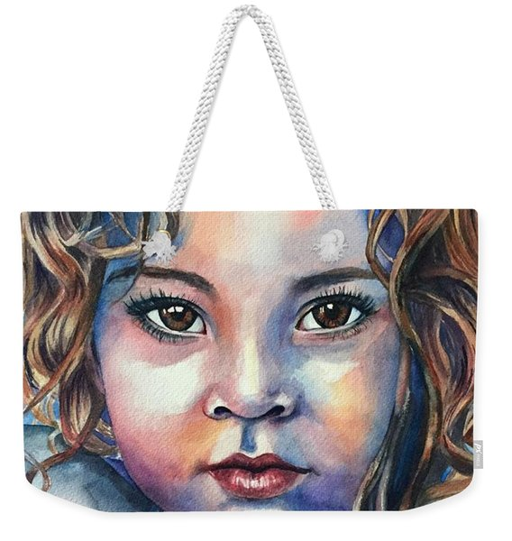 Little Cherub Weekender Tote Bag