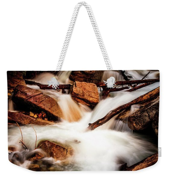 Little Cottonwood Creek Weekender Tote Bag