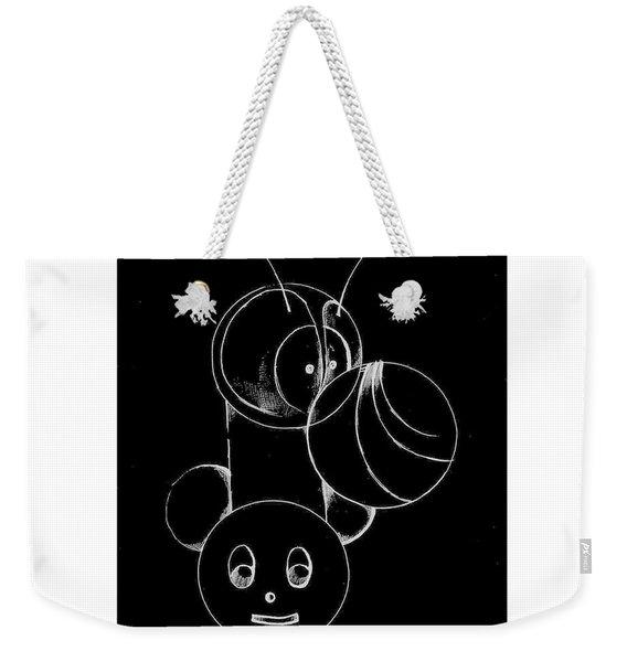 Little Creatures Weekender Tote Bag