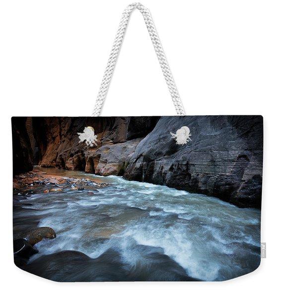 Little Creek Weekender Tote Bag