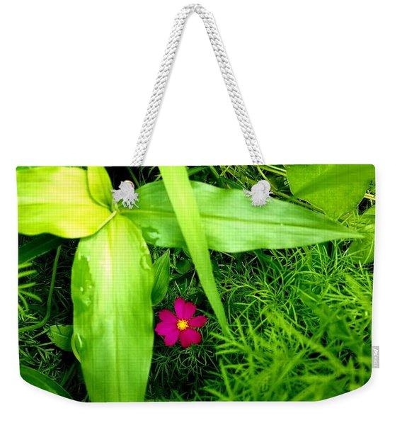 Little Flower Weekender Tote Bag