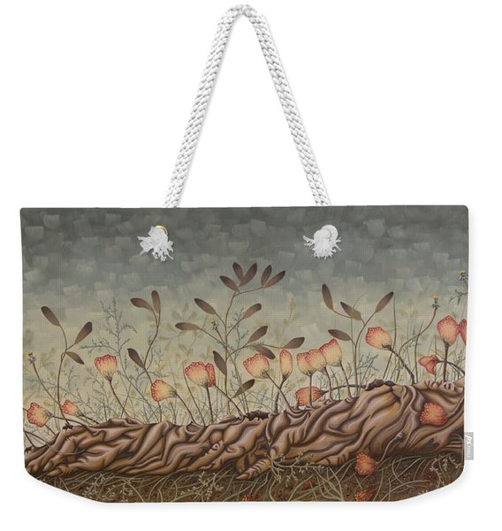 Little Gods Weekender Tote Bag