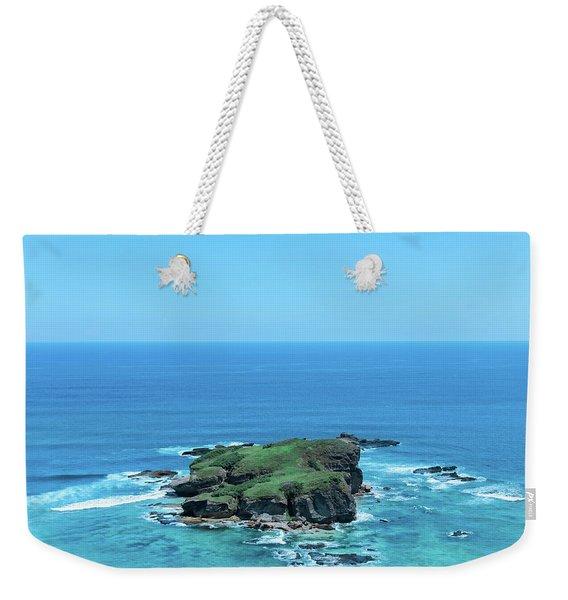 Little Island Weekender Tote Bag