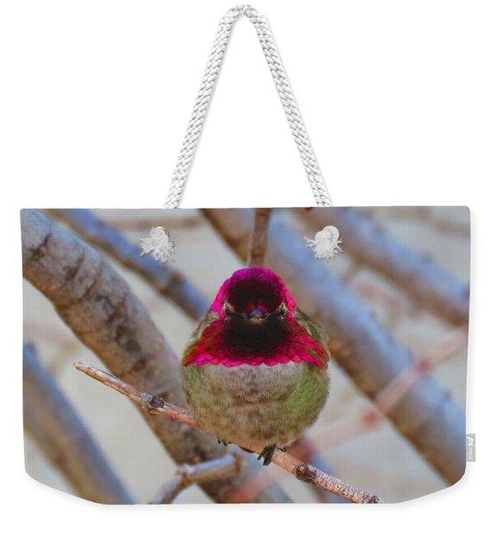 Little Jewel All Aglow Weekender Tote Bag