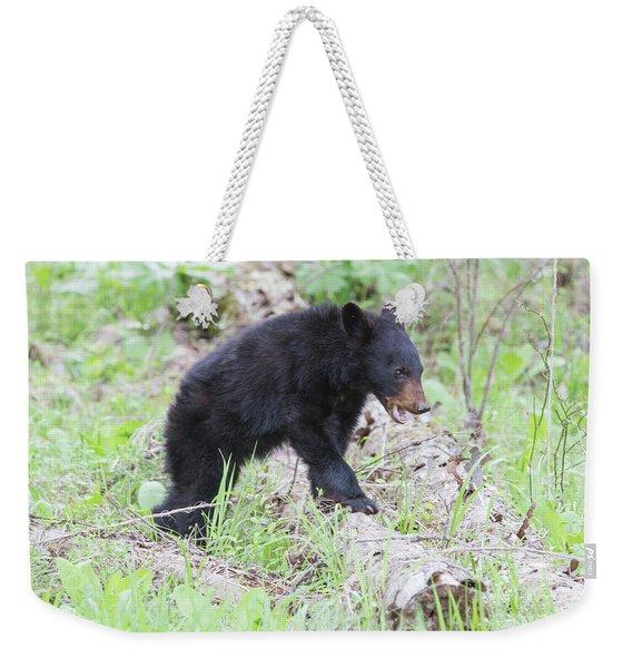 Little Logger Weekender Tote Bag
