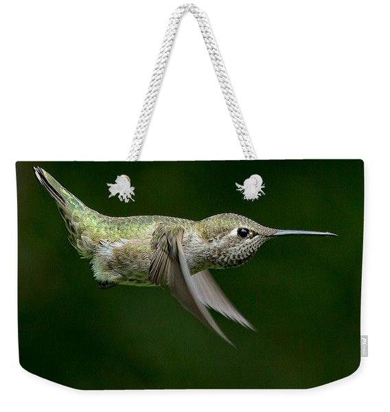 Little Missle Weekender Tote Bag