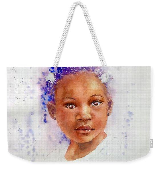 Little One Weekender Tote Bag