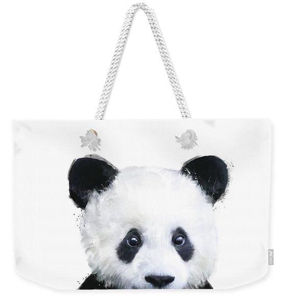 Little Panda Weekender Tote Bag