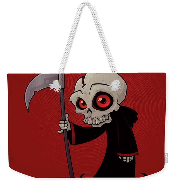 Little Reaper Weekender Tote Bag