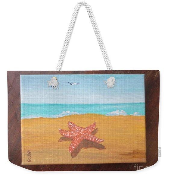 Little Star Fish Weekender Tote Bag