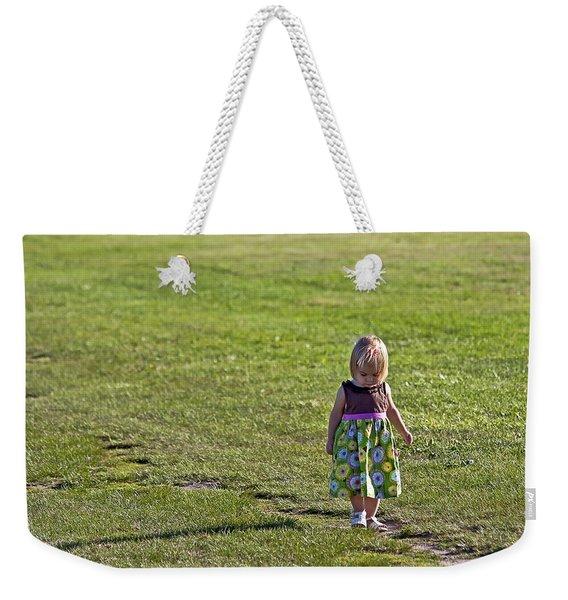 Little Steps Weekender Tote Bag