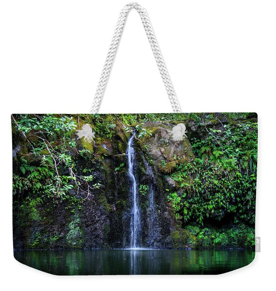 Little Waterfall Weekender Tote Bag