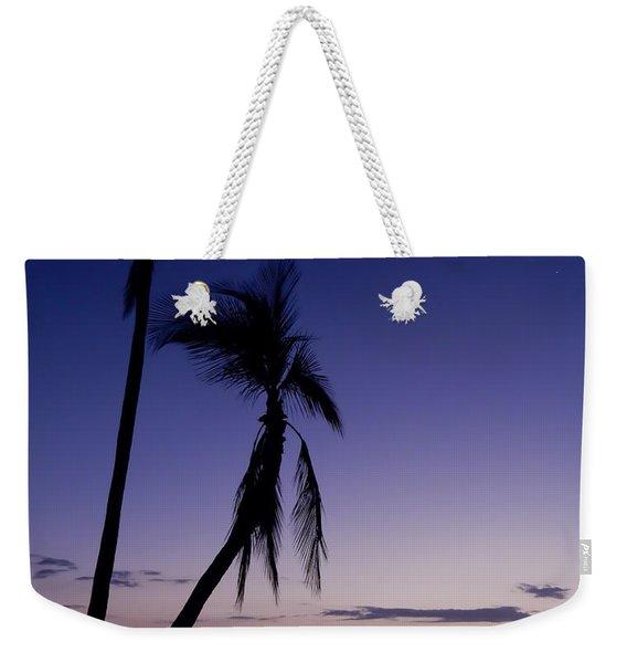 Live Aloha Weekender Tote Bag