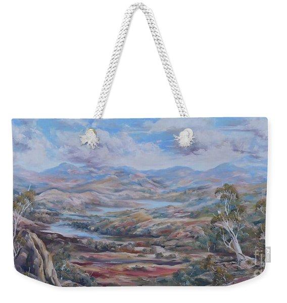 Living Desert Broken Hill Weekender Tote Bag
