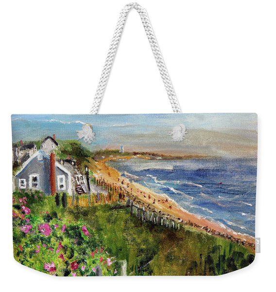 Living The Dream Weekender Tote Bag