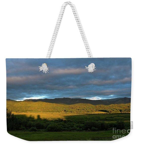 Livingstone Morning Weekender Tote Bag