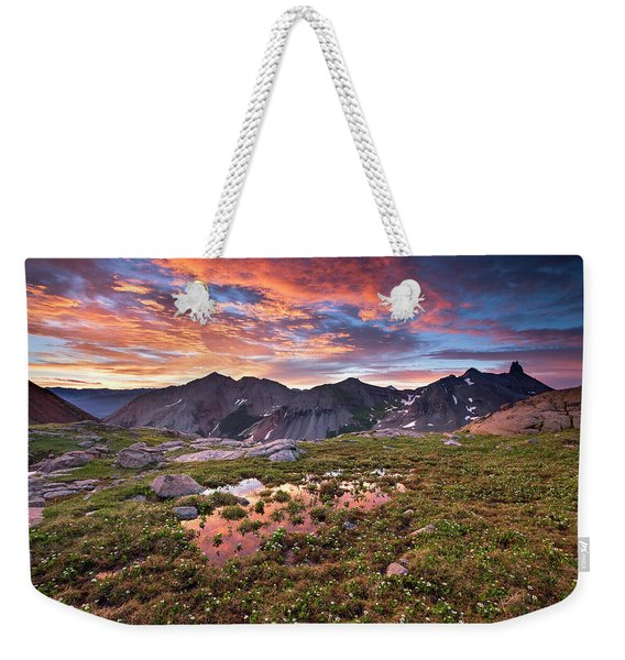 Lizard Head Wilderness Weekender Tote Bag