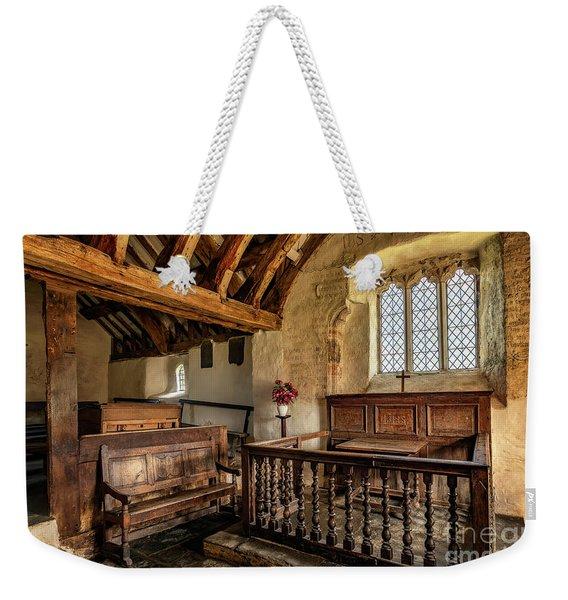 Llangelynnin Church Weekender Tote Bag