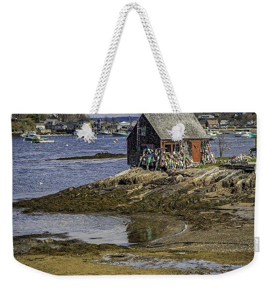 Lobster Shanty Weekender Tote Bag