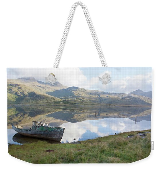 Loch Beg Reflects Weekender Tote Bag