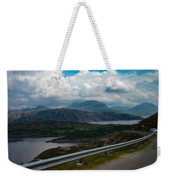 Loch Kishorn, Plockton, Scotland Weekender Tote Bag