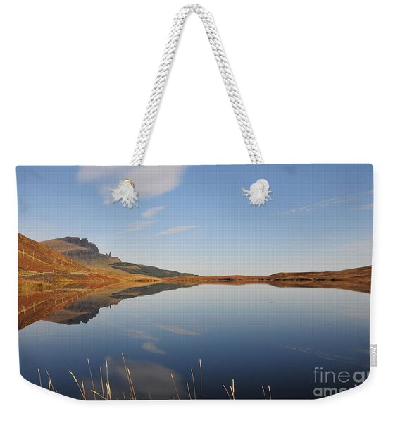 Loch Leatham Weekender Tote Bag