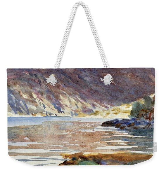 Loch Moidart Weekender Tote Bag