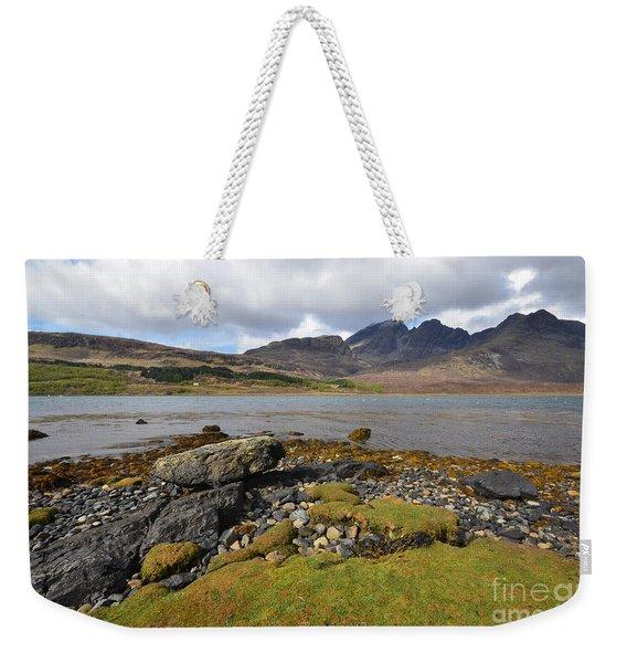 Loch Slapin Weekender Tote Bag